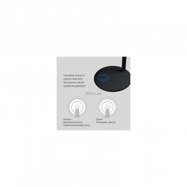 Настільна лампа ColorWay 4W with built-in battery 1800 mAh USB in/out 5V*1A, black (CW-DL02B-B) - фото 3