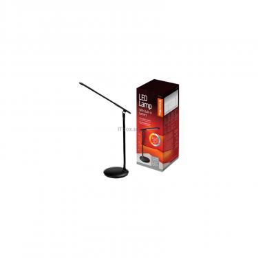 Настільна лампа ColorWay 4W with built-in battery 1800 mAh USB in/out 5V*1A, black (CW-DL02B-B) - фото 1