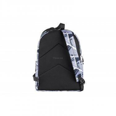 """Рюкзак для ноутбука 2E 13"""" TeensPack Absrtraction, grey Фото 2"""