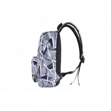 """Рюкзак для ноутбука 2E 13"""" TeensPack Absrtraction, grey Фото 3"""