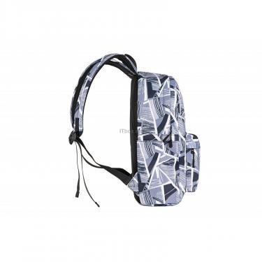 """Рюкзак для ноутбука 2E 13"""" TeensPack Absrtraction, grey Фото 4"""
