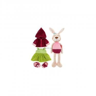 Мягкая игрушка Sigikid Зайка в платье Фото 1