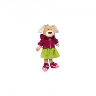 Мягкая игрушка Sigikid Зайка в платье Фото