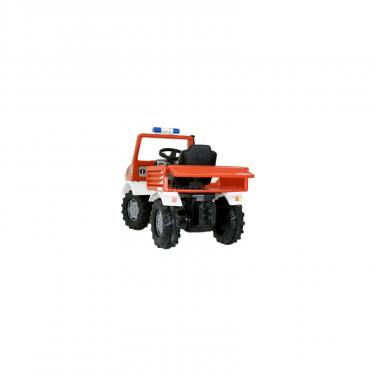 Веломобиль Rolly Toys Пожарная машина rollyUnimog Fire (036639) - фото 3
