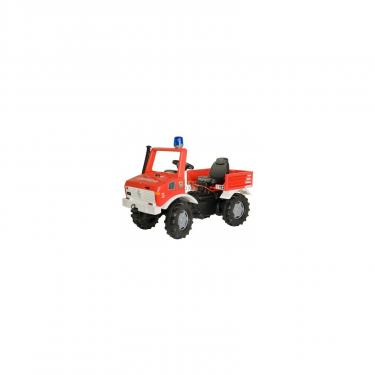 Веломобиль Rolly Toys Пожарная машина rollyUnimog Fire (036639) - фото 1