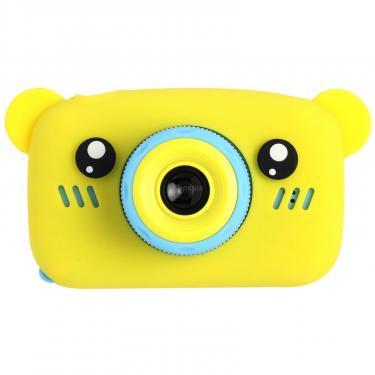 Интерактивная игрушка XoKo Bear Цифровой детский фотоаппарат желтый Фото
