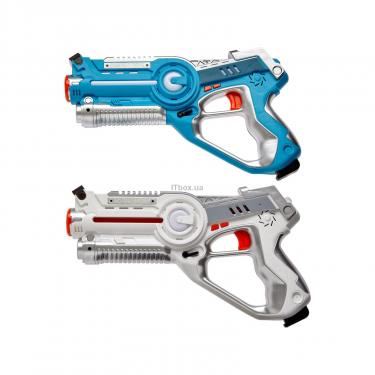 Игрушечное оружие Canhui Toys Набор лазерного оружия Laser Guns CSTAR-03 (2 пист Фото