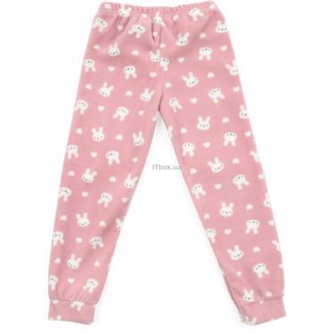 Пижама Matilda флисовая (11013-4-164G-pink) - фото 6
