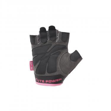 Перчатки для фитнеса Power System Cute Power Woman PS-2560 XL Pink (PS-2560_XL_Pink) - фото 2