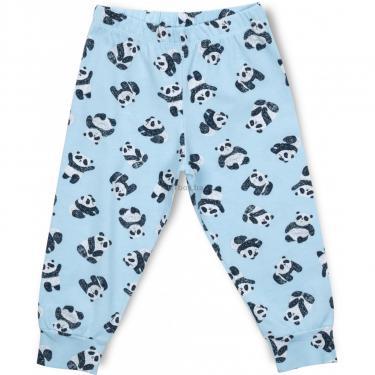 Пижама Matilda с пандами (12122-2-104B-gray) - фото 3