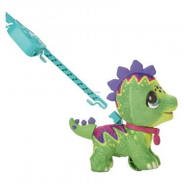 Интерактивная игрушка Hasbro Большой воспитанник на поводке Динозавр Фото 1