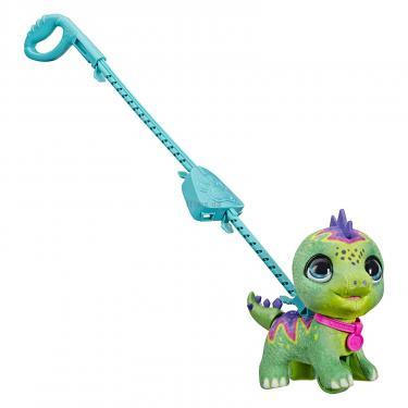 Интерактивная игрушка Hasbro Большой воспитанник на поводке Динозавр Фото