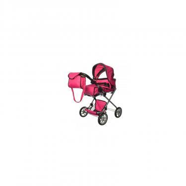 Коляска для кукол Melogo pink Фото