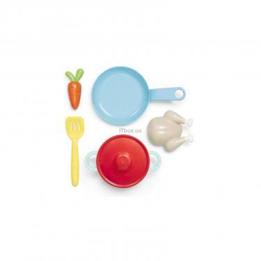 Игровой набор Kid O посуды Обед 6 предметов Фото 1