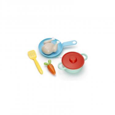 Игровой набор Kid O посуды Обед 6 предметов Фото
