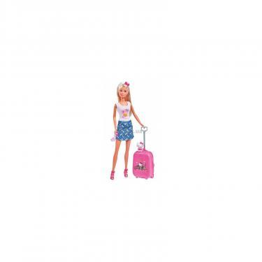 Кукла Simba Штеффи Веселое путешествие с аксессуарами Фото