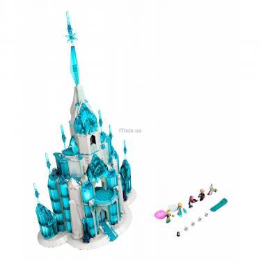 Конструктор LEGO Disney Princess Ледяной замок 1709 деталей Фото 1