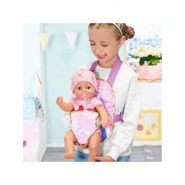 Аксессуар к кукле Zapf Рюкзак-кенгуру Baby Born День Рождения - Прогулка Фото 8