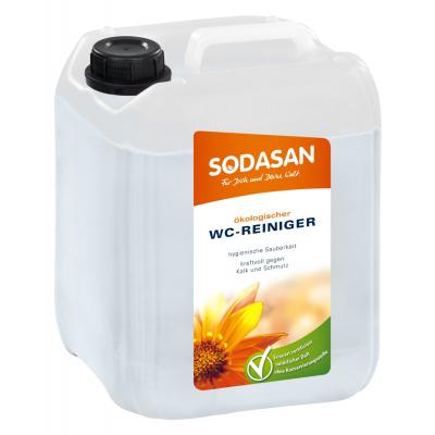 Моющая жидкость для уборки Sodasan для туалета 2 л (4019886020053)