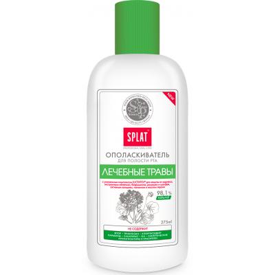 Ополаскиватель для полости рта Splat Professional Лечебные травы 275 мл (4603014005472)