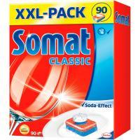 Таблетки для посудомоечных машин Somat Classic 90 шт (9000101019605)