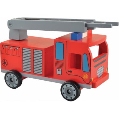 Спецтехника Мир деревянных игрушек Пожарная машина (Д302)