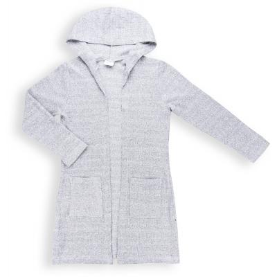 Кардиган Breeze с капюшоном (7197-134G-gray)
